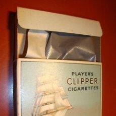 Paquetes de tabaco: CLIPPER. Lote 115122835