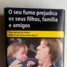 Paquetes de tabaco: ROTHMANS OF LONDON, PAQUETE DE TABACO ,VACIOS.. Lote 117394503