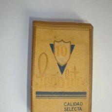 Paquetes de tabaco: LA BELLEZA. Lote 118654223