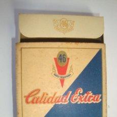 Paquetes de tabaco: 46 CIGARRILLOS. Lote 118654639