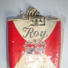 Paquetes de tabaco: ROY. Lote 118654923