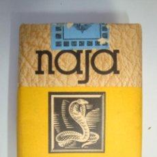 Paquetes de tabaco: NAJA. Lote 118656087