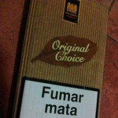 Paquets de cigarettes: PAQUETE DE TABACO DE PIPA.. ORIGINAL CHOICE MAC BAREN - MACBAREN TOBACCO. Lote 213701660