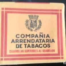 Paquetes de tabaco: SUPERIORES. Lote 119500715