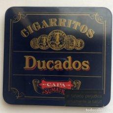 Paquetes de tabaco: CIGARRITOS DUCADOS - CAPA SUMATRA - NUEVA. Lote 127230711