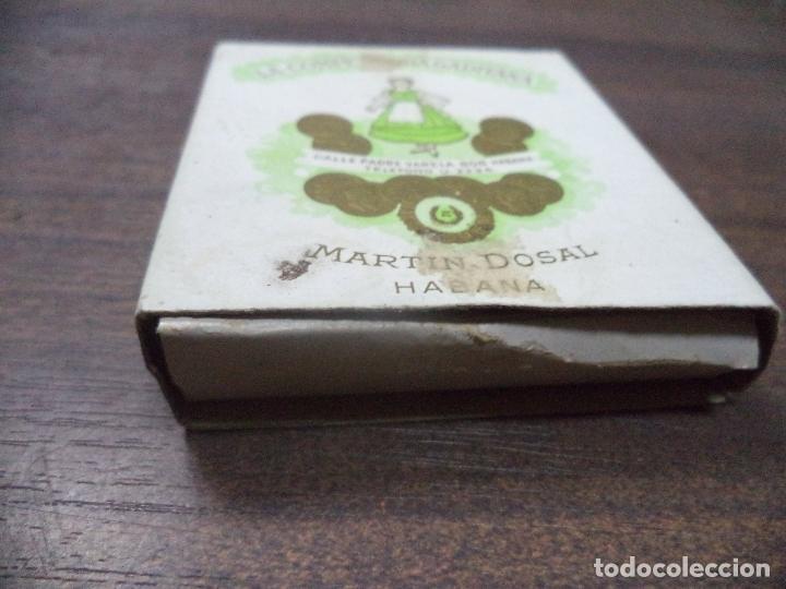 Paquetes de tabaco: PAQUETE DE TABACO DE CARTON. LA COMPETIDORA GADITANA. MEDIDAS : 8 X 8. VER FOTOS. - Foto 3 - 128219495