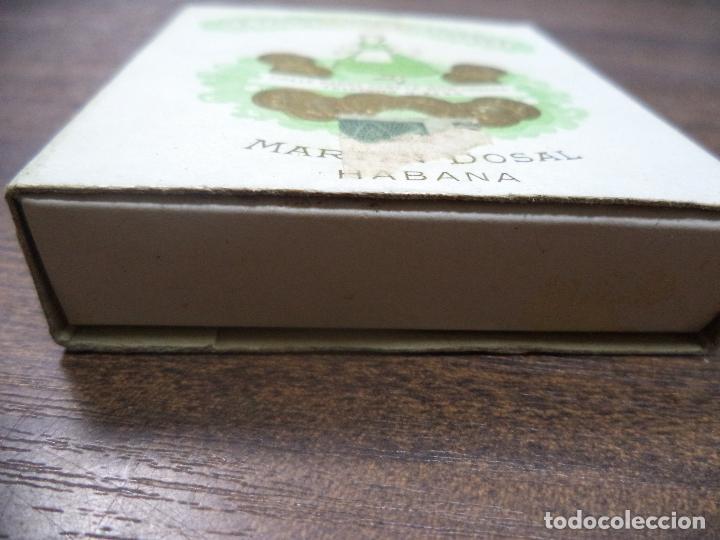 Paquetes de tabaco: PAQUETE DE TABACO DE CARTON. LA COMPETIDORA GADITANA. MEDIDAS : 8 X 8. VER FOTOS. - Foto 2 - 128220387