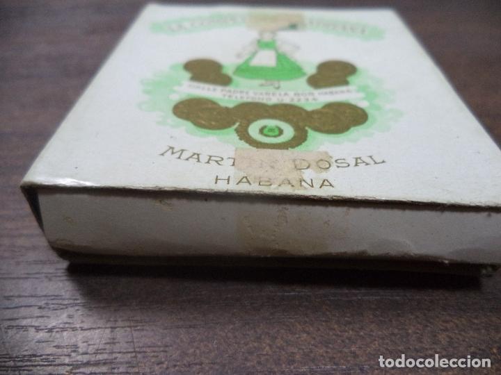 Paquetes de tabaco: PAQUETE DE TABACO DE CARTON. LA COMPETIDORA GADITANA. MEDIDAS : 8 X 8. VER FOTOS. - Foto 2 - 128220479
