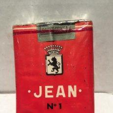 Zigarettenschachteln - ANTIGUO PAQUETE DE TABACO JEAN CORTO AÑOS 70 - 128824075