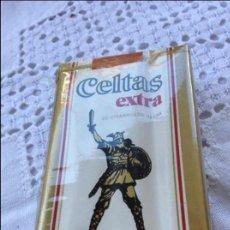 Paquetes de tabaco: PAQUETE CELTAS. Lote 128884295