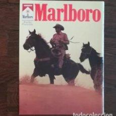 Paquetes de tabaco: RECORTE PRENSA PUBLICIDAD TABACO MARLBORO 28X21 CMS. PAQUETE CIGARROS . Lote 130963400