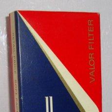 Paquetes de tabaco: (TC-130) CURIOSO PAQUETE TABACO 3 CIGARRILLO VACIO GALLANT. Lote 132867410