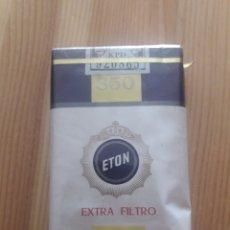 Paquetes de tabaco: ETON EXTRA FILTRO PAQUETE TABACO PRECINTADO. Lote 134401819