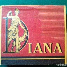 Paquetes de tabaco: PAQUETE DE 2O CIGARROS MARCA DIANA. Lote 137563462