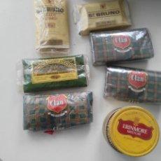 Paquetes de tabaco: LOTE ANTIGUO DE TABACO. Lote 137739890