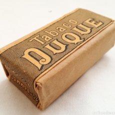 Paquetes de tabaco: ANTIGUO TABACO LIAR DUQUE.. Lote 140145550