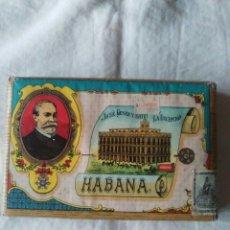 Paquetes de tabaco: LA ESCEPCION DE JOSE GENER. PAQUETE TABACO SIN ABRIR. PICADURA SELECTA EXTRA FINA.. Lote 140499888