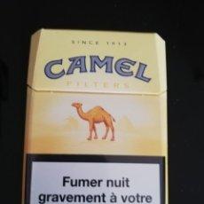 Paquetes de tabaco: PAQUETE DE CAMEL. Lote 143783422