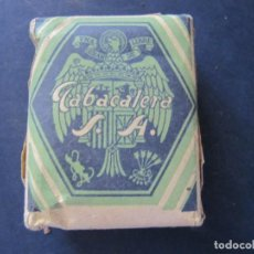 Paquetes de tabaco: TABACO PICADO FINO SUPERIOR 25 GRAMOS. TABACALERA S.A. SA. Lote 143855470
