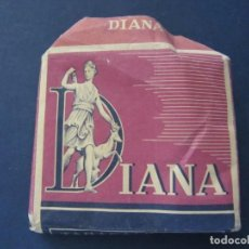 Paquetes de tabaco: PAQUETE TABACO DIANA. Lote 143855498