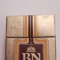 Paquetes de tabaco: PAQUETE DE TABACO BN ( VACIO ). Lote 144039390