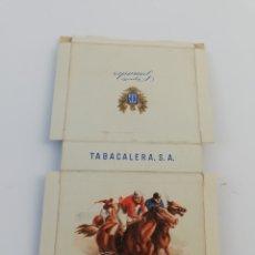 Paquetes de tabaco: ANTIGUO ENVOLTORIO PAQUETE DE TABACO CIGARRILLOS GANADOR.. Lote 146702202