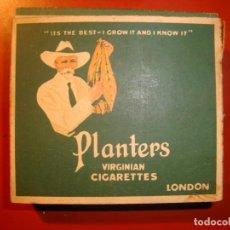 Paquetes de tabaco: PLANTRES. Lote 147742578