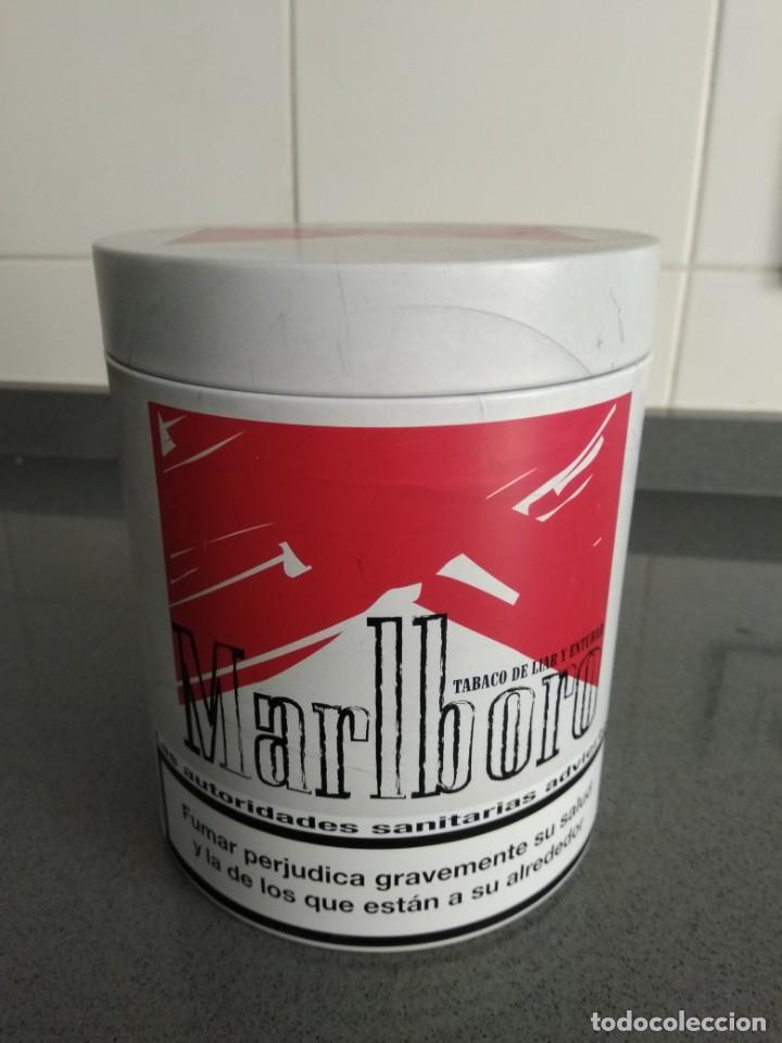 Paquetes de tabaco: Caja metálica tabaco Malboro Edición limitada - Foto 2 - 148291382