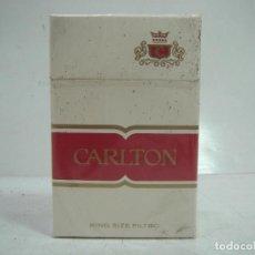 Paquetes de tabaco: SIN ABRIR¡¡ TABACO- CARLTON KING SIZE - PAQUETE DE TABACO DURO- CIGARROS CIGARRILLOS. Lote 152486978