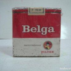 Paquetes de tabaco: SIN ABRIR¡¡ TABACO-BELGA FILTRE- ROJO - PAQUETE DE TABACO BLANDO- CIGARROS CIGARRILLOS 2. Lote 152487318