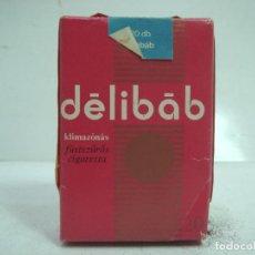 Paquetes de tabaco: SIN ABRIR¡¡ TABACO- DELIBAB - PAQUETE DE TABACO BLANDO- CIGARROS CIGARRILLOS. Lote 152488422