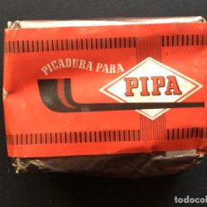 Paquetes de tabaco: PAQUETE DE PICADURA PARA PIPA, 40 GRAMOS DE PICADURA ESPAÑOLA, RIEUSSET S.A., BARCELONA. Lote 152783870