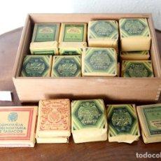 Paquetes de tabaco: LOTE DE ANTIGUOS PAQUETES DE TABACO, VER IMAGENES!!!!!. Lote 153595454