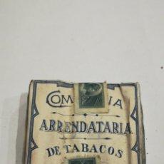 Paquetes de tabaco: PAQUETE TABACO CUBA. Lote 154706941