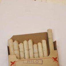 Paquetes de tabaco: RICARDO POVEDANO, CAJETILLA. 9 CIGARRILLOS. . Lote 156885990
