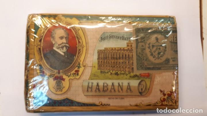 PICADURA LA ESCEPCIÓN, JOSÉ GENER Y BATET (Coleccionismo - Objetos para Fumar - Paquetes de tabaco)