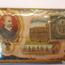 Paquetes de tabaco: PICADURA LA ESCEPCIÓN, JOSÉ GENER Y BATET. Lote 156892206