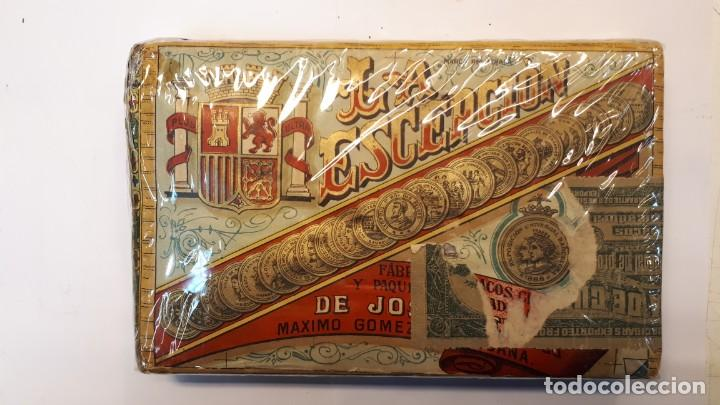 Paquetes de tabaco: Picadura La Escepción, José Gener y Batet - Foto 2 - 156892206