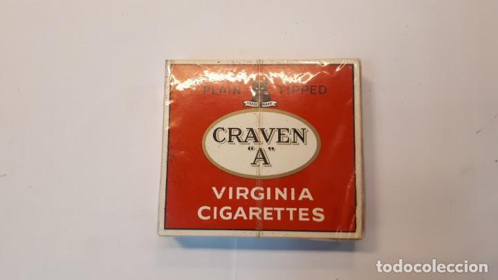Paquetes de tabaco: Cajetilla tabaco Graven A, sin abrir. - Foto 2 - 219038960