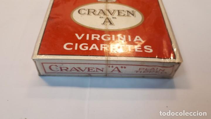 Paquetes de tabaco: Cajetilla tabaco Graven A, sin abrir. - Foto 3 - 219038960
