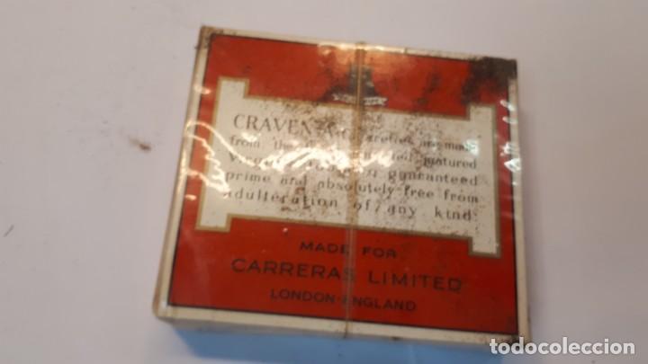 Paquetes de tabaco: Cajetilla tabaco Graven A, sin abrir. - Foto 7 - 219038960