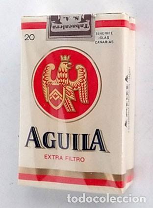 ANTIGUO PAQUETE TABACO AGUILA, SIN ABRIR (Coleccionismo - Objetos para Fumar - Paquetes de tabaco)