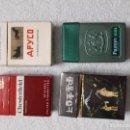 Paquetes de tabaco: PAQUETES DE TABACO. Lote 161013438