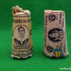 Paquetes de tabaco: RAROS PAQUETES DE TABACO BEEDIES DE LA INDIA. Lote 185714070