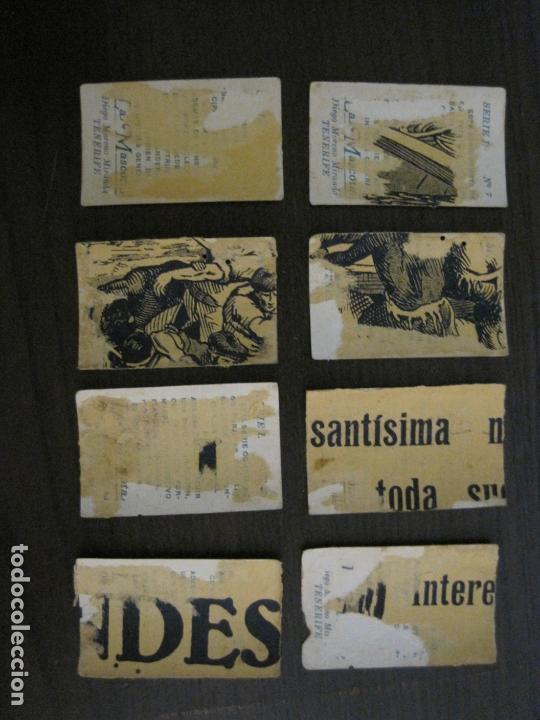 Paquetes de tabaco: BANDERAS-COLECCION DE 41 CROMOS-LA MASCOTA-DIEGO MORENO MIRANDA-TENERIFE-VER FOTOS-(V-16.915) - Foto 4 - 163963006