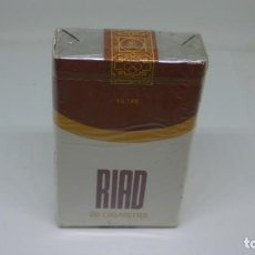Paquets de cigarettes: ANTIGUO PAQUETE DE TABACO RAID . ARABE . CON PRECINTO . Lote 164683386