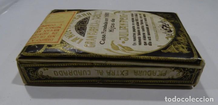 Paquetes de tabaco: LA NUEVA HABANA GRAN FABRICA DE TABACOS CASA FUNDAD 1880. HIJOS DE JULIÁN REIG. - Foto 5 - 165221270