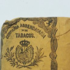 Paquetes de tabaco: PICADURA TABACO. Lote 171362903