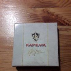 Paquetes de tabaco: PAQUETE DE TABACO GRIEGO KAPEAIA CAJA VACIA. Lote 171373417