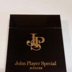 Paquetes de tabaco: PAQUETE DE TABACO JOHN PLAYER SPECIAL. Lote 171406842
